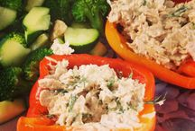 carb-less options for the hubs / by Amy Shears