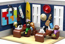 LEGO travel agency