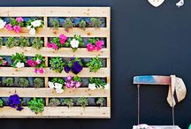 Refined Pallets / Upcycled pallets.