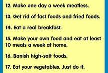 diet & loosing fat