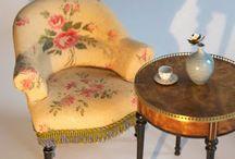 Furniture diy MINIATURES