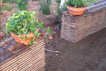 zahrada napady