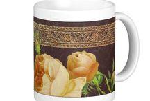 MUGS / My designs on mugs at Zazzle / by Nancy Lorene