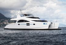 Cannes Yachting Festival 2014 / Sunreef Yachts shipyard is pleased to announce its participation in the next edition of the prestigious Cannes Yachting Festival 2014, which will take place between the 9 and the 14 of September 2014. During this principal event of the yachting industry, Sunreef Yachts will display 4 amazing units. Visitors will have the chance to see recently launched power yachts in addition to sailing catamarans from 60 to 102 feet in length.