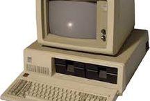 Heeele oude computers / oude rotzooi