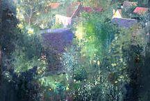 Simeon Nijenhuis / Levendige impressionistische stillevens en interieur schilderijen met een tastbare sfeer.  Een schilder die het Noordelijk realisme eer aan doet met zijn heerlijke ruige, beweeglijke en kleurrijke verftoets.  Vanaf 11 november t/m 11 december te bezichtigen in de galerie