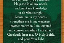 Pray Holy Spirit