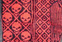 strikk og garn
