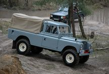 Land Rover misc