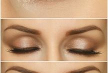Letní makeup