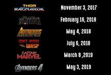 Marvel filmer