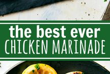 chicken marinade recipes