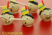 Cake pops / by Brittany Wright