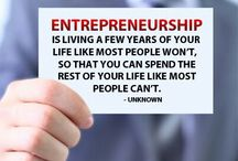 Entrepreneuer / by Matson Money