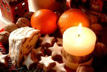 Christmas in our eyes / christmas#orange#grey#happiness#december