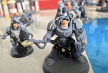 Space Wolves WIP