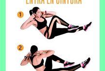 Fitness / Todo relacionado con la salud corporal, el ejercicio y el deporte