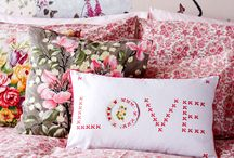 Bedding / by Heather Peninger