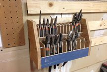 French Cleat Storage / by David Sundy