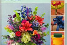 Revista- Arreglos florales