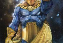 Super heroes// Marvel X DC //