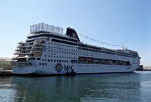 Luxushajóval mediterrán tengereken