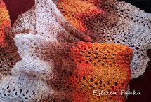 KNITTING-CROCHETING / by Deborah Klee