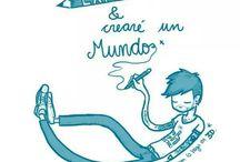 Frases / by Andrea Cardona Jiménez