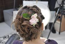 Stylizacje komunijne / 4 stylizacje komunijne Edukator: Joanna Dziedzic https://www.youtube.com/user/step4hair/videos  #fryzury #stylizacje #moda2016 #komunia #HC #HolyCommunion #kid #hair #hairdressing #hairstyle #fashion