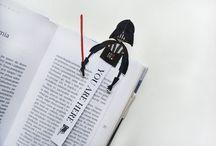marcadores / Bookmarks
