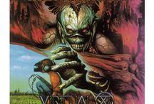 Iron Maiden / Gli Iron Maiden sono un gruppo Heavy Metal britannico, formatosi a Londra nel 1975 per iniziativa del bassista Steve Harris e fanno parte della New Wave of British Heavy Metal.