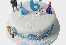 Frozen Cakes by Panari