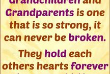 My thoughts to my children and granddaughter