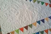 Quilt Whimsy, Folk Art, Primitive / Quilts with a non-traditional block or cutsey motif, folk artsy, kiddie, etc