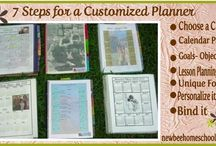 Homeschool Planners / by Savvy Homeschool Moms