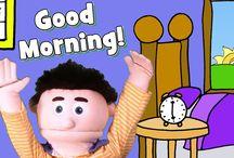 ENGLISH VIDEOS I ACTIVITATS INFANTIL