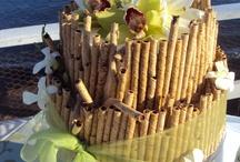 Pasteles, postres y tortas