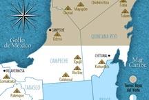 Infografías y mapas de México / Observa, disfruta y comparte los materiales informativos que presentamos en este board.