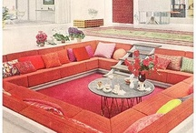 conversation pit: my dream home