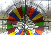 Stain glass from Steve / by Bec Redfield