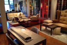 Edelman Leather Showrooms / A peek into all of our showrooms - New York, Los Angeles, Chicago, Dallas, San Francisco, Atlanta, Dania Beach, London, Denver & Boston! / by Edelman Leather