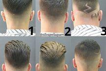 miesten tukka