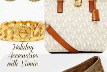 Holiday Accessories with #VionicShoes