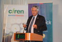 Cuenta Pública Ciren 2016 / Este viernes 5 de mayo y con la presencia del Subsecretario de Agricultura, Claudio Ternicier, autoridades ministeriales y trabajadores se realizó la Cuenta Pública 2016, del Centro de Información de Recursos Naturales.