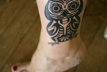 Tattoos / by Shellie Cooper
