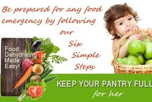 FREE 6-Part Mini Course / Keep YOUR Food Pantry Full!