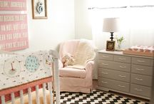Baby and Kid's Room Ideas / No...I am not pregnant.  Yes...I am already planning my unborn child's room. / by Hayley Adams