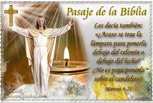 PASAJES DE LA BIBLIA / La Biblia