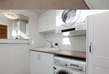 Our Laundry Renovations / Our laundry renovations!