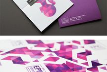 purple graphic design